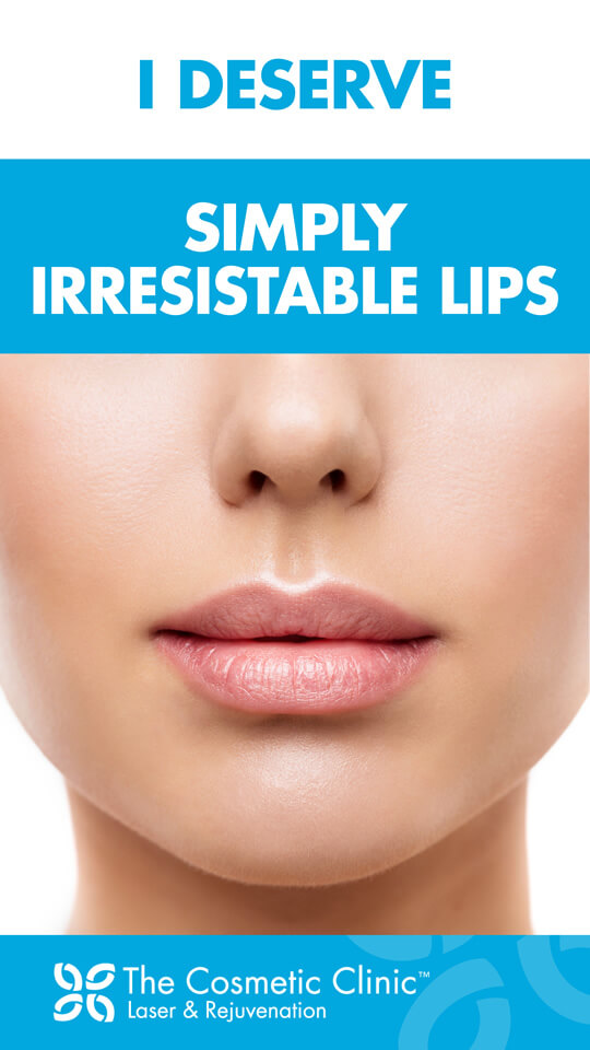 Irresistable Lips Packages