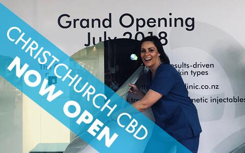 Christchurch CBD Now Open