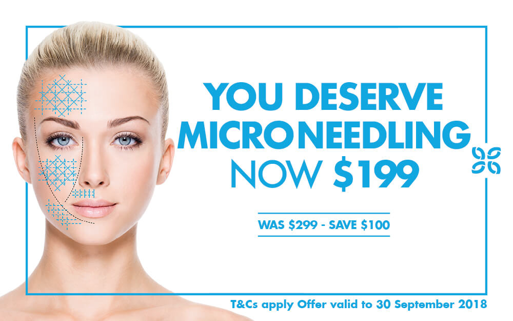 Micro Needling September Offer