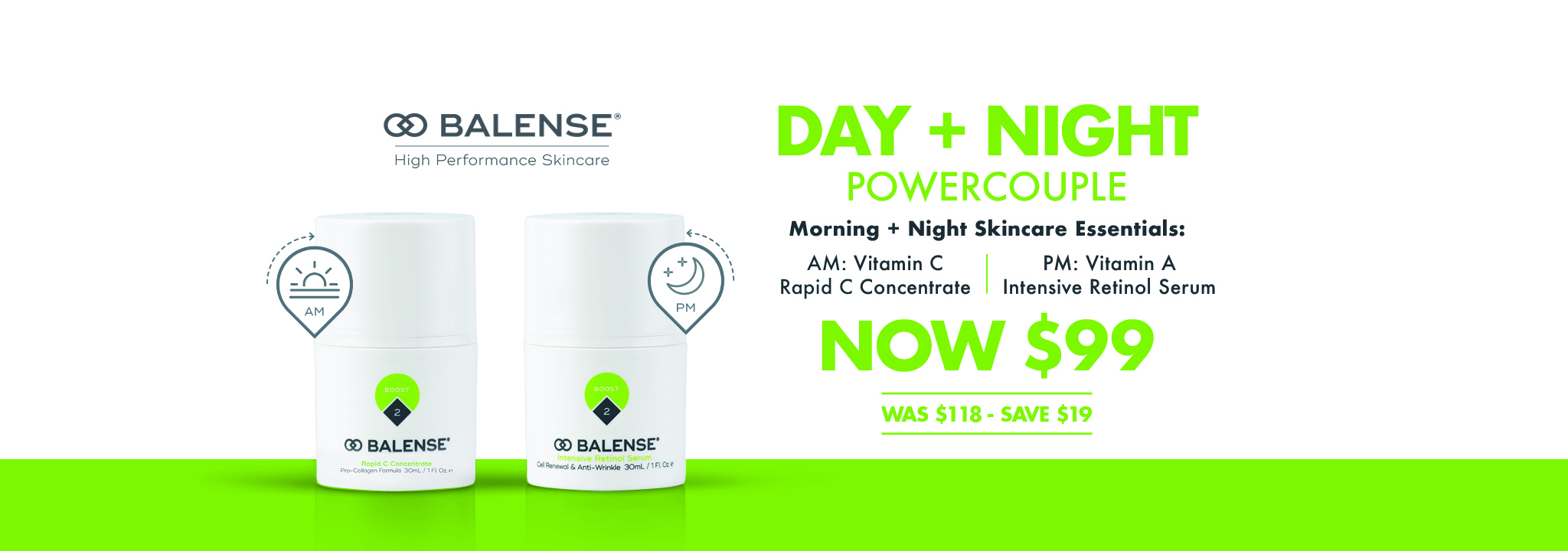 Balense September Promo