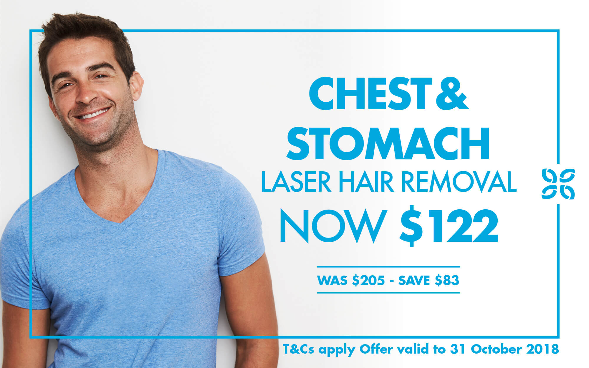 LASER CHEST AND STOMACH MOBILE